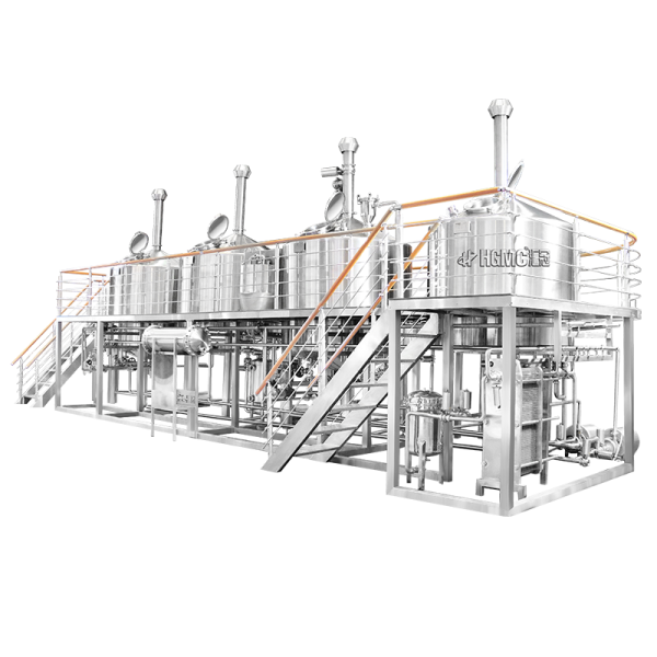2000L Beer Brewing Equipment